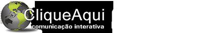 CliqueAqui Comunicação Interativa Logo
