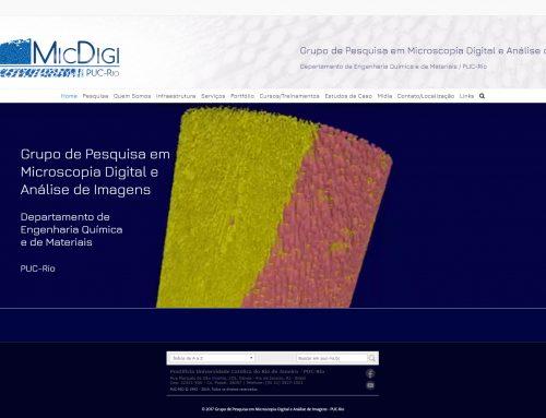 Grupo de Pesquisa em Microscopia Digital e Análise de Imagens